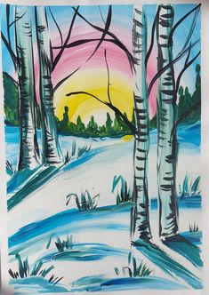 Winter Art Projects, Abstract, Artwork, Summary, Work Of Art, Auguste Rodin Artwork, Artworks, Illustrators