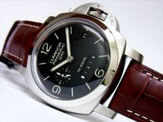 Panerai Luminor1950 10 Days GMT Ref, PAM 00270