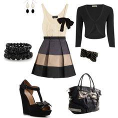 Outfit by vtheodoraki