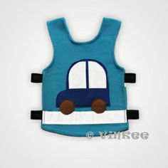 Vinkee reflecterende vest Little Car Cool Kids, Handicraft Ideas, Vest, Cold, Cool Stuff, Finland, Sewing Ideas, Safety, Diy