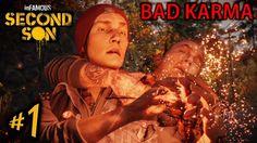 inFAMOUS Second Son [Bad Karma] - Parte 1: Seattle em Chamas! [ Dublado ...