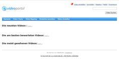Mit unserem Video Community Portal System bieten wir Ihnen ein komplettes Video System an. Dieses System hat eine eingebaute Schnittstelle zu anderen Video Portalen. Ausgabe mit Demoserver.
