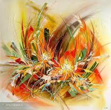 Resultado de imagen para las mejores pinturas abstractas al oleo