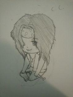 CC Chibi (I didn't draw it)
