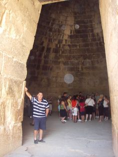 """Orbs"" or globes in my pictures.. Agamemnon's tomb, Mycenae in Greece. ©photo by jadoretotravel"