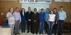 Polícia Civil recebe novos delegados de polícia em Carlópolis, Cambará e Wenceslau Braz - http://projac.com.br/noticias/policia-civil-recebe-novos-delegados-de-policia-em-carlopolis-cambara-e-wenceslau-braz.html