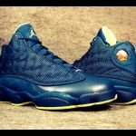 "Air Jordan XIII ""Squadron Blue"""