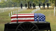 Six Air Force airmen killed in a 1965 plane crash in Laos during the Vietnam War were laid to rest Monday at Arlington National Cemetery,   Killed in the crash were Col. Joseph Christiano of Rochester, N.Y.; Col. Derrell B. Jeffords of Florence, S.C.; Lt. Col. Dennis L. Eilers of Cedar Rapids, Iowa; Chief Master Sgt. William K. Colwell of Glen Cove, N.Y.; Chief Master Sgt. Arden K. Hassenger of Lebanon, Ore.; and Chief Master Sgt. Larry C. Thornton of Idaho Falls, Idaho.