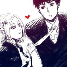 Ou o Amon tem um imenso respeito pelo Kureo ou ele é viado,para recusar um beijo da Akira