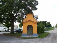 foto kaplička - Stádlec (kaplička) Czech Republic, Photos, Bohemia