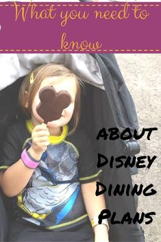 All you need to know about Disney Dining Plans