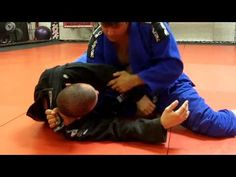 Jiu Jitsu - Lapel Choke From Side Control - YouTube