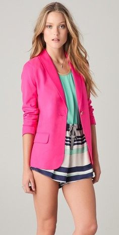Hot pink <3