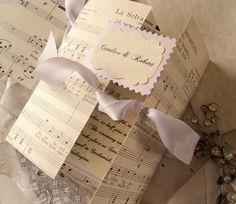 musical invite