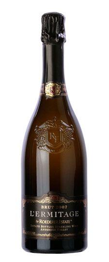 """2007 Roederer Estate """"L'Ermitage"""" Anderson Valley Brut Sparkling Wine"""