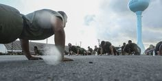 The 22 Pushups Challenges isn't the solution veterans need. Carl Forsling…