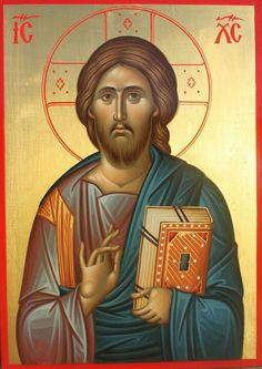 Byzantine Art, Byzantine Icons, Anima Christi, Christ Pantocrator, Greek Icons, Pictures Of Jesus Christ, Christian Religions, Biblical Art, Jesus Art