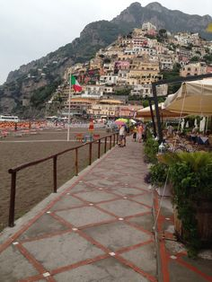Positano, Italy.  Lovely place.