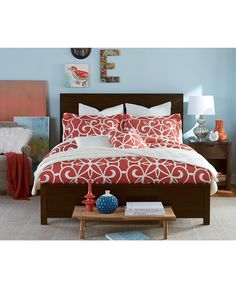 Kamron Queen Size Bed