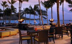 Want to reserve a table? Here you go!:   http://www.sheraton-waikiki.com/dining/rumfire/