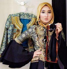 Dian Pelangi | Islamic Fashion Festival Medan 2015 | #instacrop by #suheri033