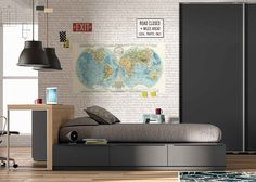 Habitación para adultos con cama Tatámi