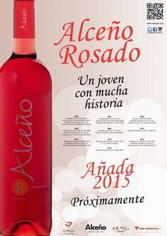 Sorteo de 12 botellas de Alceño Rosado