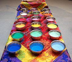 colors for mandala making