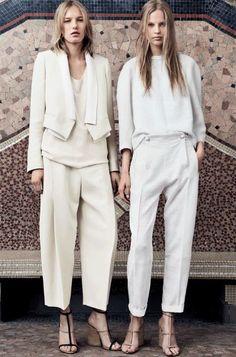 Spring Layer // Fashion // White Fashion