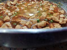 Najlepšie morčacie mäso, RECEPTY ako pripraviť morčacie mäso Food And Drink, Pork, Meat, Lasagna, Red Peppers, Kale Stir Fry, Pigs