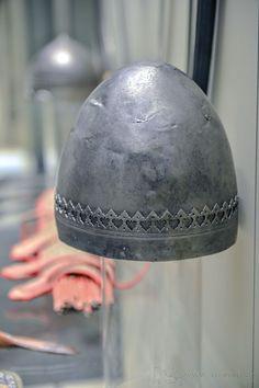 Степные воины из эпохи миграции - 14. Век – 259 photos: Irakli Bakradze The Wawel type helmet in the Tsageri History Museum / Hermitage