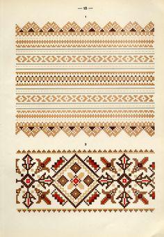 https://flic.kr/p/fQaE8H | Белорусский народный орнамент - 1953_108 | Belarusian ethnic embroidery