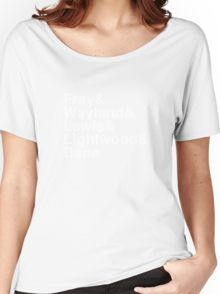 The Mortal Instruments: & Women's Relaxed Fit T-Shirt