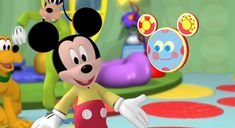 Mickey Mouse Kids Movies Clubhouse Toodles w/ Minnie mouse, Chip & Dale,. Mickey Mouse Movies, Disney Junior Mickey Mouse, Minnie Mouse, Mickey Mouse Cartoon, Minnie Bow, Baby Mickey, Mickey Party, Walt Disney, Disney Games