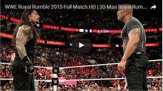 WWE Royal Rumble 2015 Full Match HD | 30-Man Royal Rumble Battle Royal