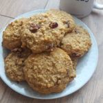 Recipe: Cranberry Bakewell Bites – Following Little Footsteps
