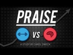 Carol Dweck - A Study on Praise and Mindsets - YouTube