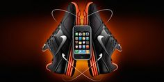 nike running with iphone