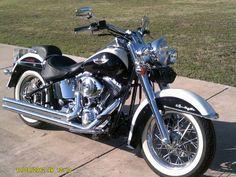 2005 Harley Davidson Softail Deluxe FLSTN/I