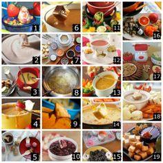 Unbelievably HUGE resource for fondue ideas, recipes, history, etc.