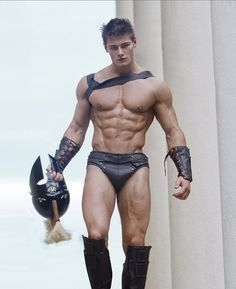 Young JEFF Seid loves his leather and his leather talents on his men. HOLY SMOKES THIS IS PERFECT.