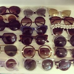 .@marie_claire_au | We would be very happy with this selection of shades in our wardrobe #whatthe...