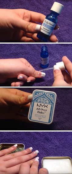 48 best do it yourself acrylic nails images on pinterest acrylic diy acrylic nails solutioingenieria Image collections