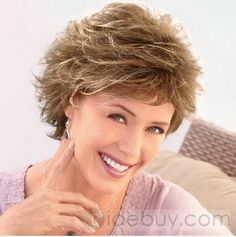 Mother of the bride hairstyles for short hair