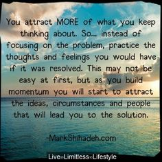 Law of Attraction tip: you get what you focus on. Therefore distract yourself from negative self-destructive thoughts and learn to love all that you have and that is within you :)