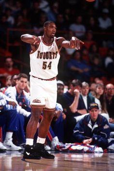 Rodney Rogers Denver Nuggets
