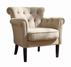 Homelegance 1193F1S Flared Arm Accent Chair, Neutral Homelegance http://smile.amazon.com/dp/B00DYUPRMO/ref=cm_sw_r_pi_dp_8.4aub0WENPBP