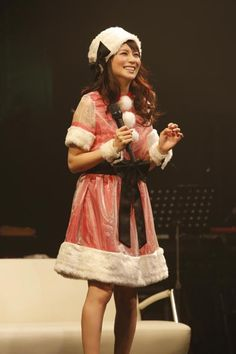 """On December actress/singer Shibasaki Kou held a special Christmas party at Shibuya O-EAST to commemorate the release of her album, """"Lyrical?During the event, Shibas New Details, Beautiful People, Eye Candy, Hold On, Lyrics, Singer, Actresses, Concert, Music"""