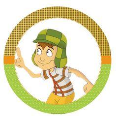 Chaves – Kit festa infantil grátis para imprimir – Inspire sua Festa ®