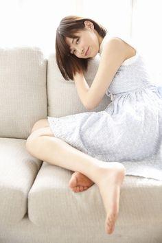 欅坂46 駆け上るまで待てない!渡邉理佐 | HUSTLE PRESS